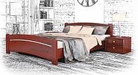 Ліжко дерев'яне букове Венеція (Щит), фото 1