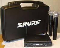 Радиосистема  Shure UT4 UHF-2 Sm58 2 радио микрофона  в Днепропетровске