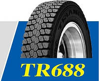 Грузовые шины на ведущую ось 295/80 R22,5 Triangle TR688