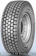 Грузовые шины на ведущую ось 315/80 R22,5 Michelin X All Roads XD