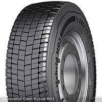 Грузовые шины на ведущую ось 315/70R22.5 Continental Conti Hybrid HD3
