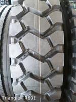 Грузовые шины на ведущую ось 12  -  20 Triangle TR691