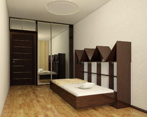 Шкаф-кровать-трансформер горизонтальний