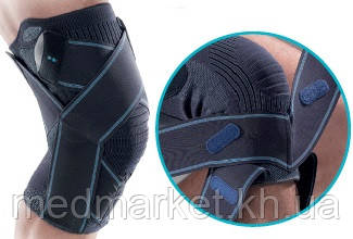 Лигаментарный коленный ортез с функциональными тяжами LIGASTRAP® GENU