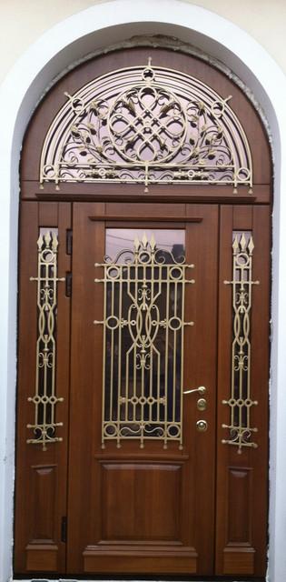 Элитные бронированные двери с европейской фурнитурой