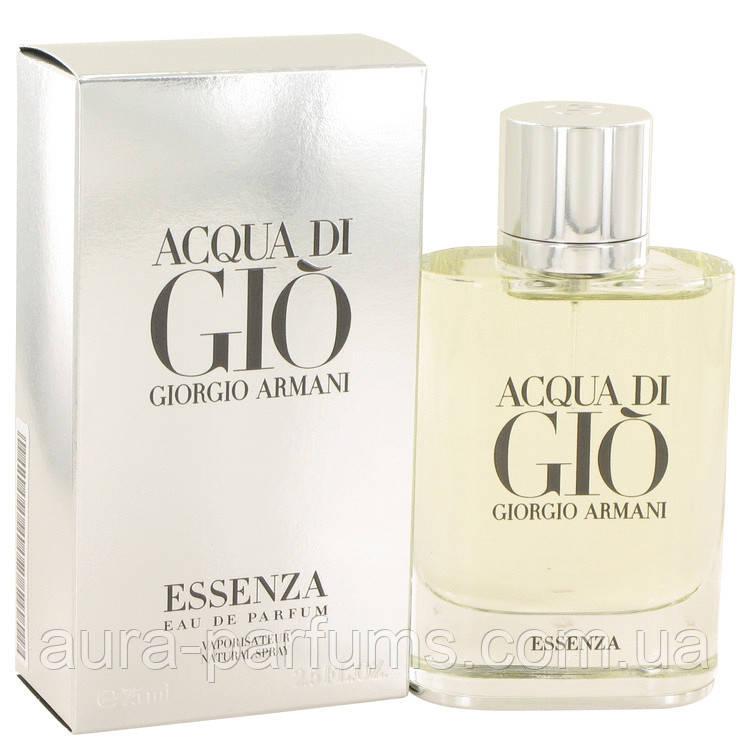 Giorgio Armani Acqua Di Gio Essenza edp 40 ml. оригінал