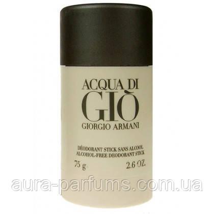 Giorgio Armani Acqua Di Gio Pour Homme Deo Stick 75 Ml M оригинал