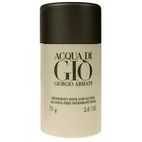 Giorgio Armani Acqua Di Gio Pour Homme Deo Stick 75 ml. m оригинал