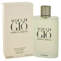 Giorgio Armani Acqua Di Gio Pour Homme EDT 200 ml. m оригинал