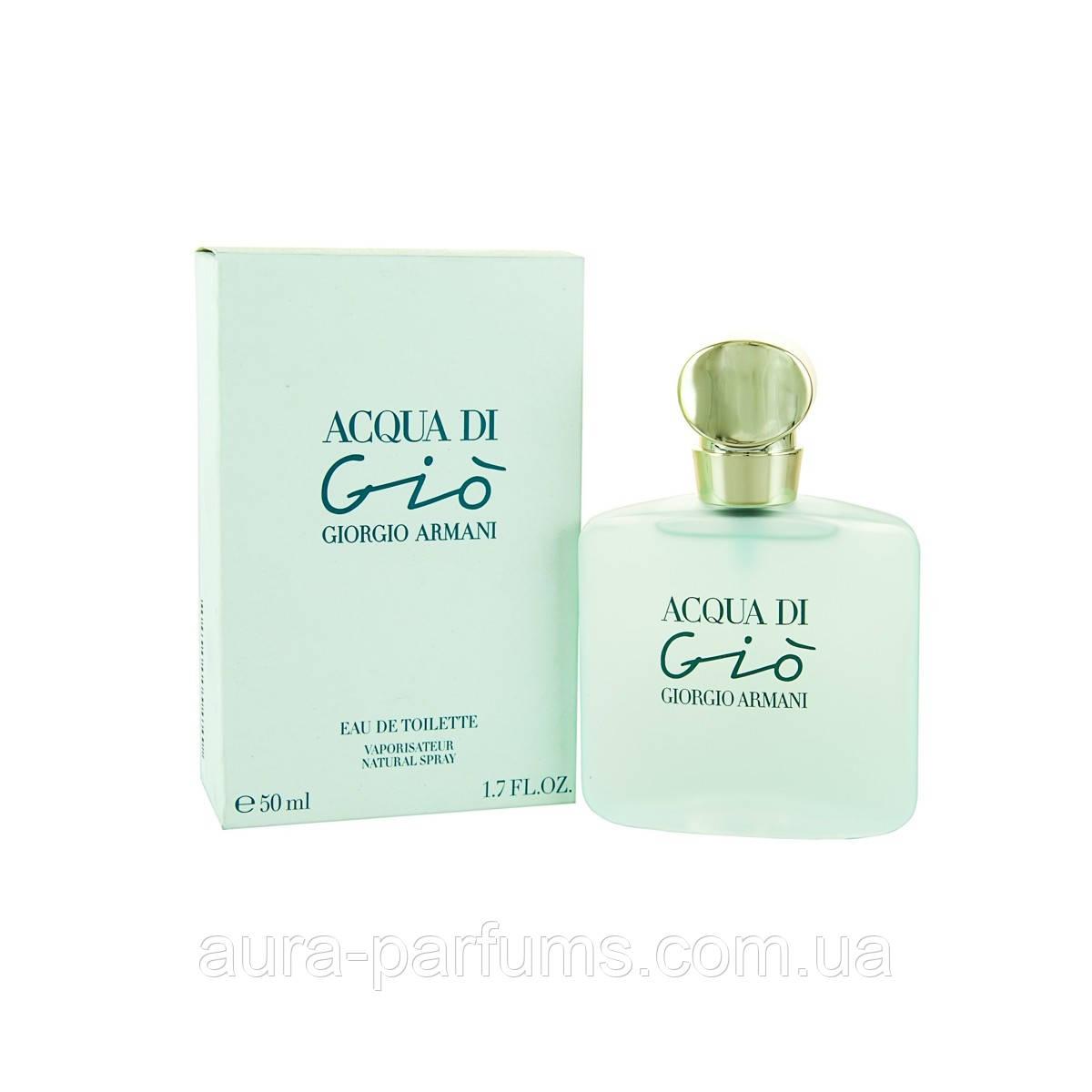 Giorgio Armani Acqua Di Gio Women Edt 100 Ml W оригинал продажа