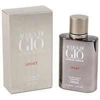 Giorgio Armani Acqua Di Gio Pour Homme Sport Тестер EDT 100 ml. m оригинал