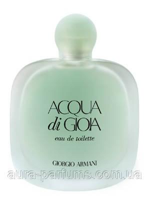 Giorgio Armani Acqua Di Gioia Тестер EDT 50 ml. оригинал