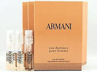 Giorgio Armani Armani Eau d`Aromes (пробирка) edt 1.5ml.m. оригинал