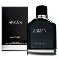Giorgio Armani Eau De Nuit edt 100 ml. оригинал