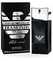 Giorgio Armani Emporio Armani Diamonds Black Carat edt 50ml.m. оригинал