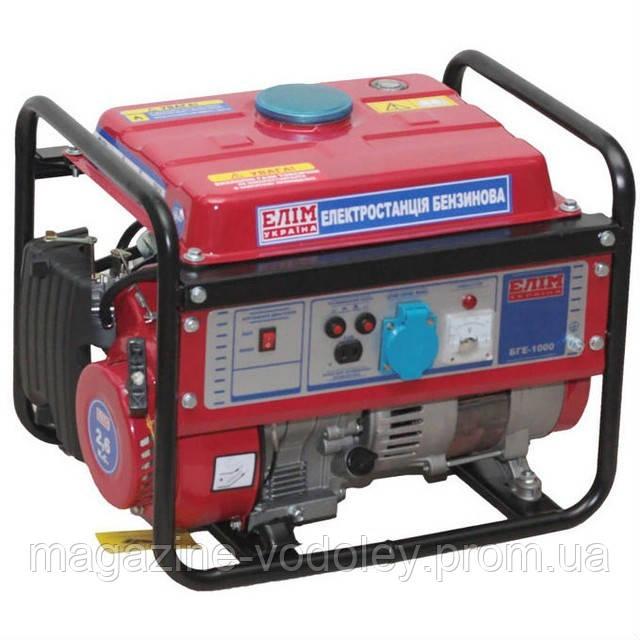 Бензиновый генератор БГЕ 2200 (2 кВт)