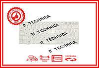 Клавиатура MSI U135, U160 белая RU/US