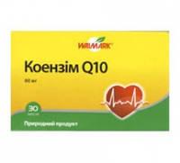 """Коэнзим ""Q10-убинхон,антиоксидант    (30капс.,Чехия), фото 1"
