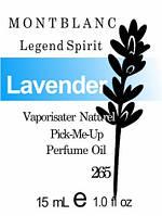 Legend Spirit Montblanc - 15 мл