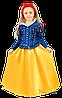 Карнавальный костюм Белоснежка принцесса гномов