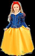 Карнавальный костюм Белоснежка принцесса гномов 30,32,34 р.