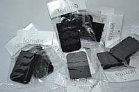 Удлинитель Lemila (подовжувач) для бюстгальтеров на 2 крючка Черные