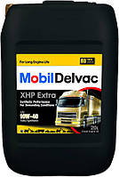 Масло моторное Mobil1 Delvac 1 XHP Extra 10W-40 20л.