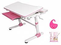 Детский стол Evo-Kids Duke Pink