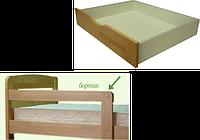 Додаткові елементи для ліжок