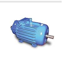 Крановый асинхронный электродвигатель 4MTM 225L8 (МТН 511-8, MTF 511-8) с фазным ротором, 37 кВт