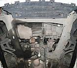 Защита картера двигателя и кпп Renault Clio 2002-, фото 4