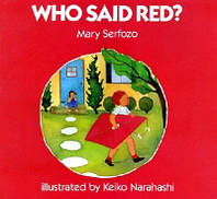 Who said red? by Mary Serfozo, фото 1