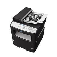 Konica Minolta bizhub 3320, МФУ, А4, монохромный копир, принтер, сканер, ADF, дуплекс, 33 стр/