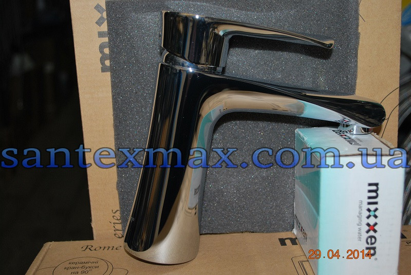 Смеситель для раковины Mixxen Блюз MXAL0343