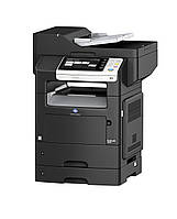 Konica Minolta bizhub 4050 с цветным сканером