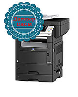Konica Minolta bizhub 4050, МФУ, копир, сетевой принтер, сканер, ARDF, А4, дуплекс, 40 стр/мин