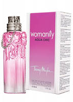 Thierry Mugler  Womanity Aqua Chic
