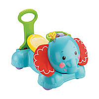 Fisher-Price Каталка 3 в 1 слоник 3-in-1 Bounce Stride and ride elephant
