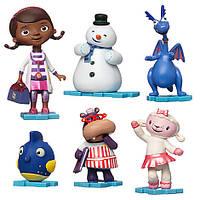 Доктор Плюшева набор фигурок от Дисней / Doc McStuffins Play Set Disney