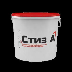 Герметик Стиз А для окон ведро 7 кг - ИЗОФЛЕКС в Киеве
