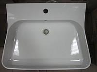 Умывальник настольный керамический Sarreguemines 490 мм х 645 мм
