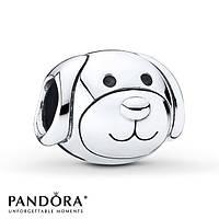 Шарм Pandora Собака, Пандора серебро