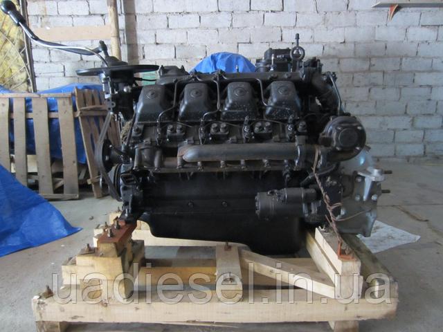 Дизельный двигатель камаз 740.30 евро 2 - ПП «УКРДИЗЕЛЬ» в Днепре