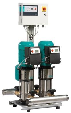 Установка повышения давления Wilo-Comfort COR-N Helix VE/K/CCE , WILO (Германия)