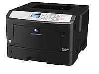 Konica Minolta bizhub 4000Р монохромный сетевой принтер с ЖК дисплеем 40 стр./мин.