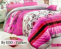 "Постельное бельё ранфорс евро ТМ ""By IDO"" ( Турция)."
