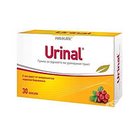 Уринал- капсулы при заболеваниях почек и мочевыводящих путей(30шт,ВалмаркЧехия)