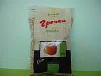 Гречка зеленая органическая 0,4 кг.