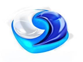 Гелевые капсулы для стирки Vizir Alpine Fresh для белых и цветных тканей 41шт. , фото 3