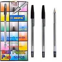 """Ручка Beifa 927 """"Original"""" черная"""